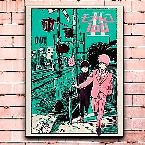 Постер «Моб Психо 100» большой