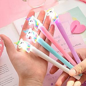 Светящаяся ручка «Радужный единорожек»