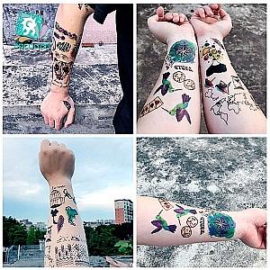 Временная татуировка «Youth»