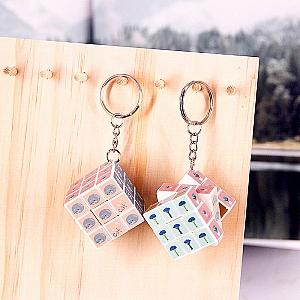 Брелок «Куб-головоломка»