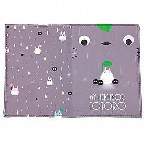 Обложка на паспорт «My neighbor Totoro»