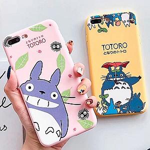 Чехол для iPhone «Totoro»