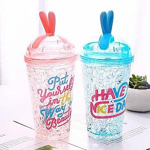 Охлаждающий стакан «Cool rabbit»