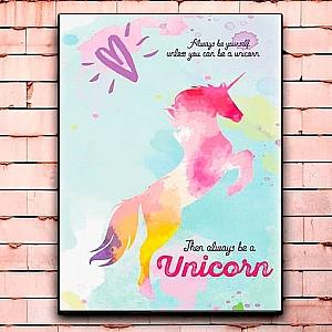 Постер «Unicorn» средний