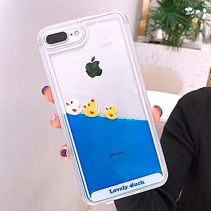 Чехол для iPhone «Цыплята»