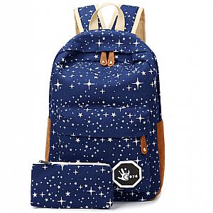 Рюкзак с принтом «Stars»