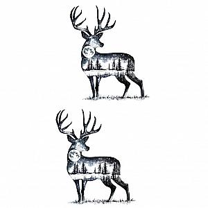 Временная татуировка «Twice»