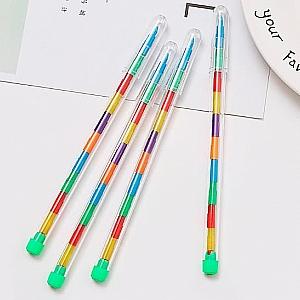 Восковой карандаш 10 в 1