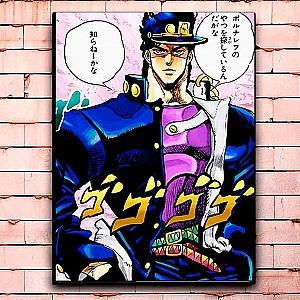 Постер «Джотаро Куджо» большой