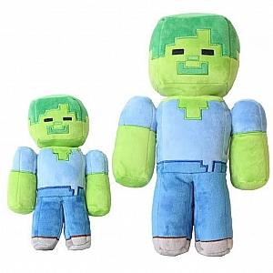 Мягкая игрушка «Зомби из Minecraft»