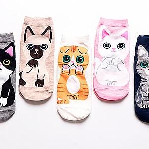 Носочки «Mew cat»