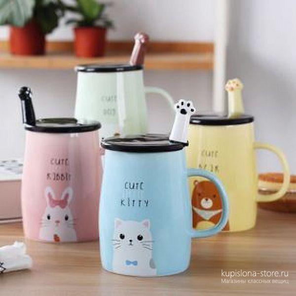 Кружка «Cute animals»
