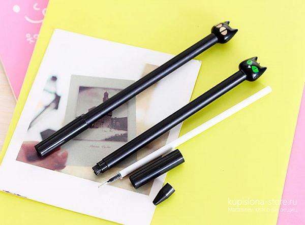 Ручка «Black cat»