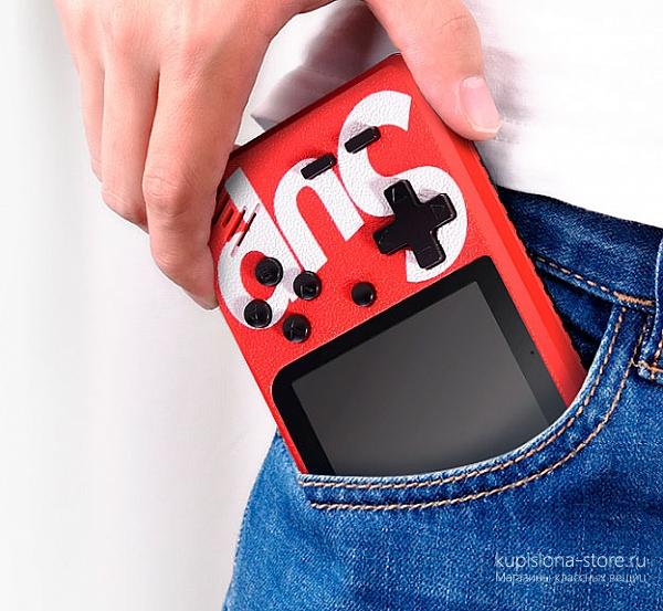 Портативная игровая приставка SUP Game Box