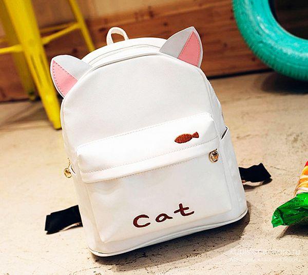 Рюкзак «Kitten ears»