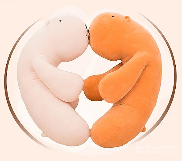 Мягкая игрушка для обниманий «Мишка»