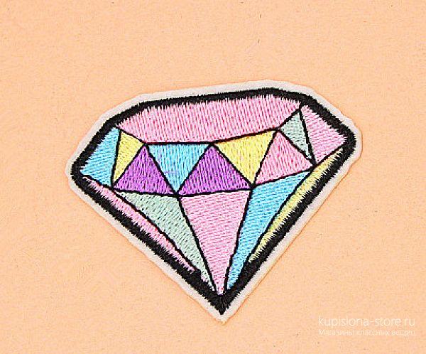 Нашивка «Алмаз»