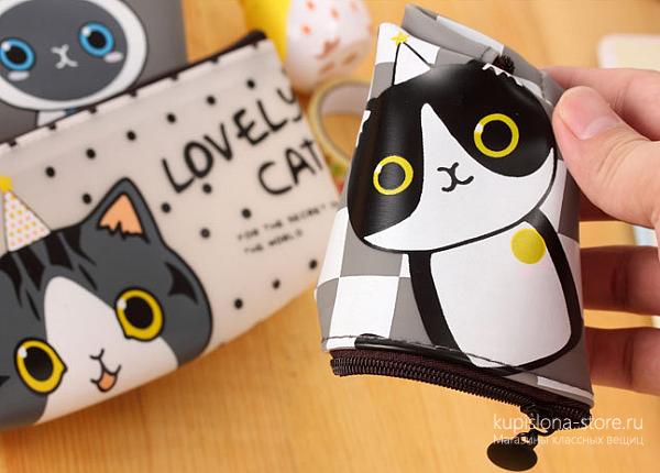 Пенал «Lovely cat»