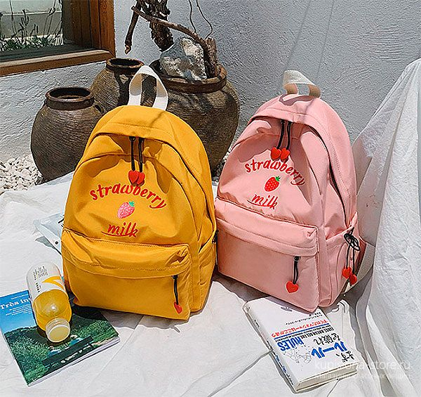 Рюкзак «Strawberry milk»