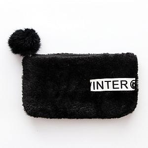 Плюшевый пенал «Warm and Inter»