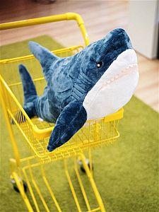 Мягкая игрушка «Акула» 80 см