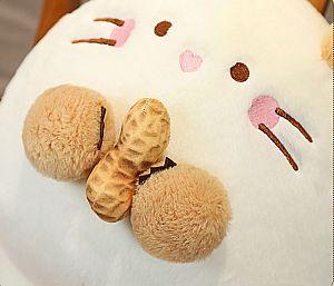 Мягкая игрушка «Мышонок с арахисом»