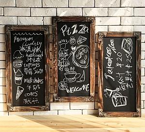 Деревянная доска «Coffee house»