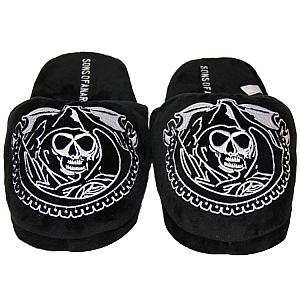 Тапочки «Skull»