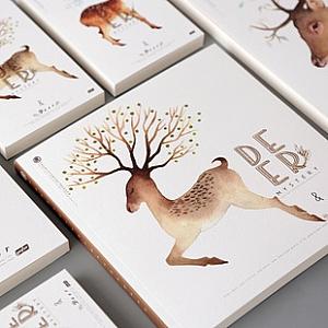 Скетчбук «Deer»