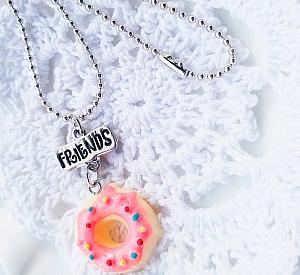 Парные подвески «Пончики»