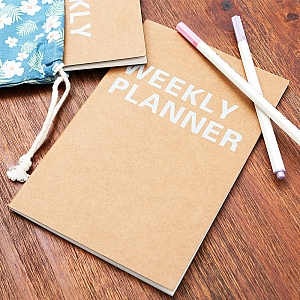 Блокнот «Weekly planner»