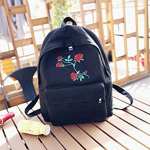Рюкзак с принтом «Roses»