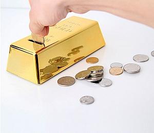 Копилка «Gold bullion»
