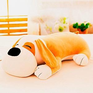 Мягкая игрушка «Довольный пес»