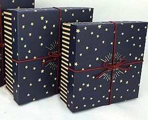 Подарочная коробка «Stars in the sky» средняя