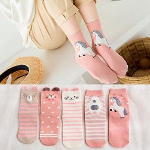 Носочки «Pink wonder»