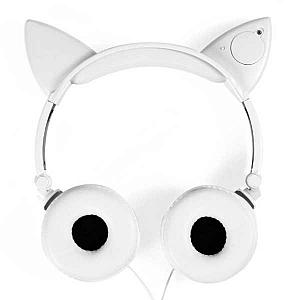 Наушники «Кошачьи ушки»