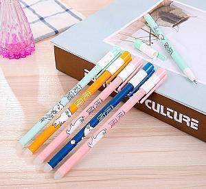 Ручка с ластиком «Faster energy»