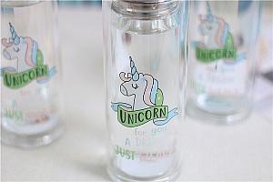 Бутылочка «Unicorn for u a dream just weave»
