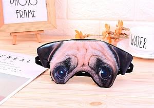 Маска для сна «3D animals»