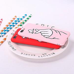 Чехол для iPhone «Click»