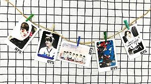 Набор фотографий «BTS»