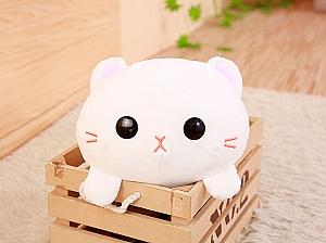 Мягкая игрушка-подушка «White cat»