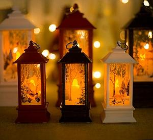 Новогоднее украшение «Светильник»