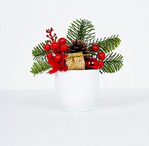 Сувенир «Новогодний бонсай»