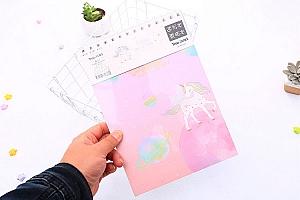 Скетчбук «Мир единорога»