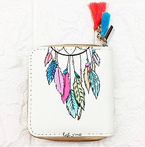 Мини-кошелек «Feather»