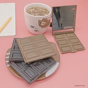 Зеркальце «Шоколадка»