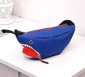 Поясная сумка «Акула»