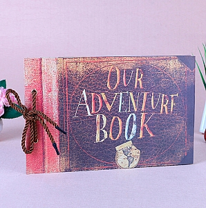 Фотоальбом «Our adventure book»